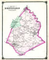 Deptford Township, Salem and Gloucester Counties 1876